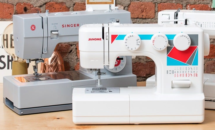 Characteristic of the Cheap Sewing Machine